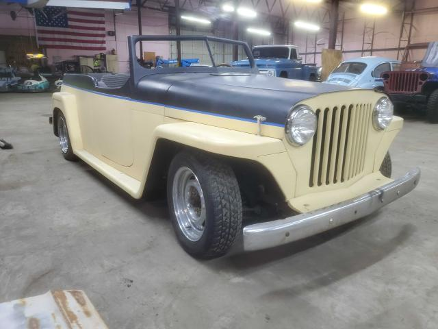1950 Willys Jeepster for sale in Lebanon, TN