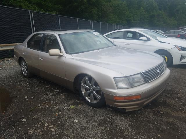 Lexus salvage cars for sale: 1997 Lexus LS 400