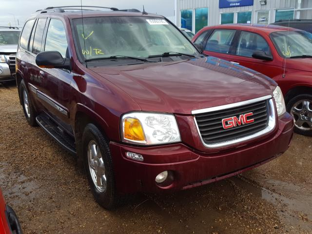 GMC Envoy salvage cars for sale: 2004 GMC Envoy