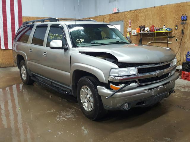 2002 Chevrolet Suburban K for sale in Kincheloe, MI
