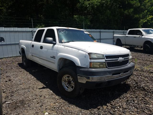 Salvage cars for sale from Copart Lufkin, TX: 2006 Chevrolet Silverado