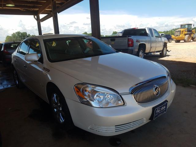 Salvage cars for sale from Copart Tanner, AL: 2008 Buick Lucerne CX