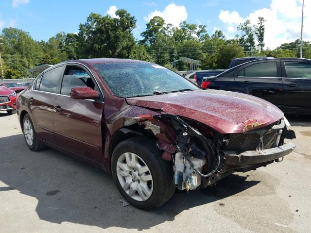 Salvage cars for sale from Copart Savannah, GA: 2012 Nissan Altima Base
