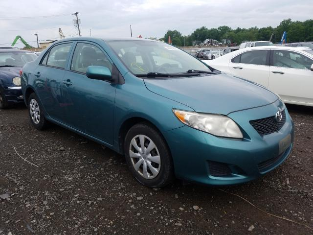 2010 Toyota Corolla BA en venta en Hillsborough, NJ