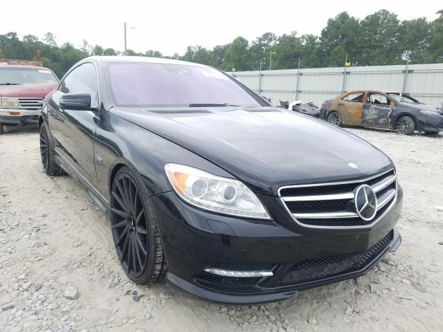 2011 Mercedes-benz Cl 550 4ma 4.6. Lot 44129600 Vin WDDEJ9EB5BA026131