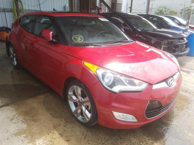 Hyundai Veloster salvage cars for sale: 2015 Hyundai Veloster