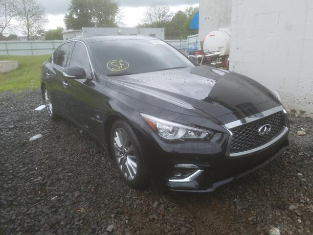 2019 Infiniti Q50 Luxe for sale in Hillsborough, NJ