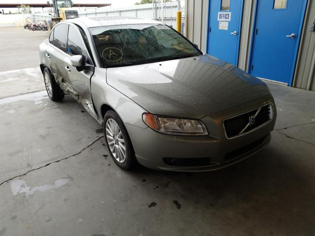 Salvage cars for sale at Tucson, AZ auction: 2008 Volvo S80 3.2