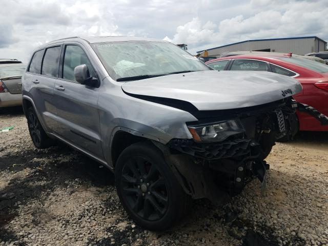 Jeep Grand Cherokee salvage cars for sale: 2018 Jeep Grand Cherokee