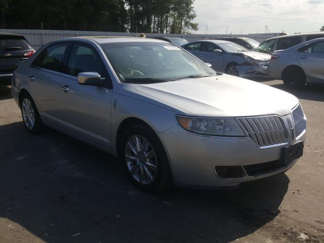 Salvage cars for sale from Copart Dunn, NC: 2010 Lincoln MKZ