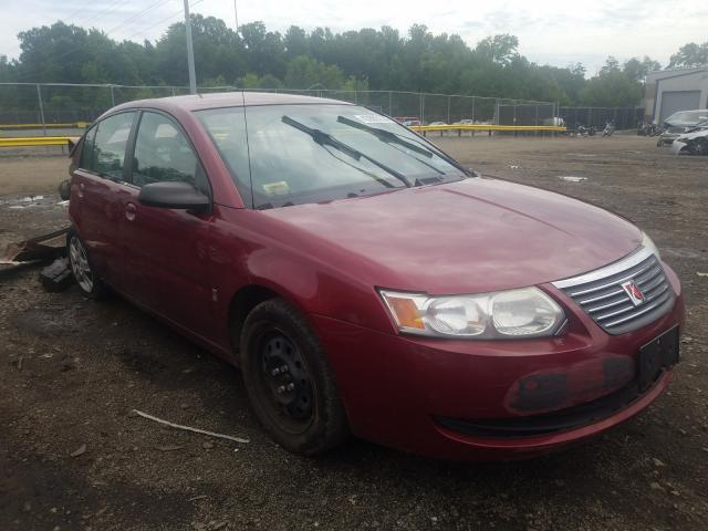 Salvage cars for sale from Copart Waldorf, MD: 2007 Saturn Ion Level