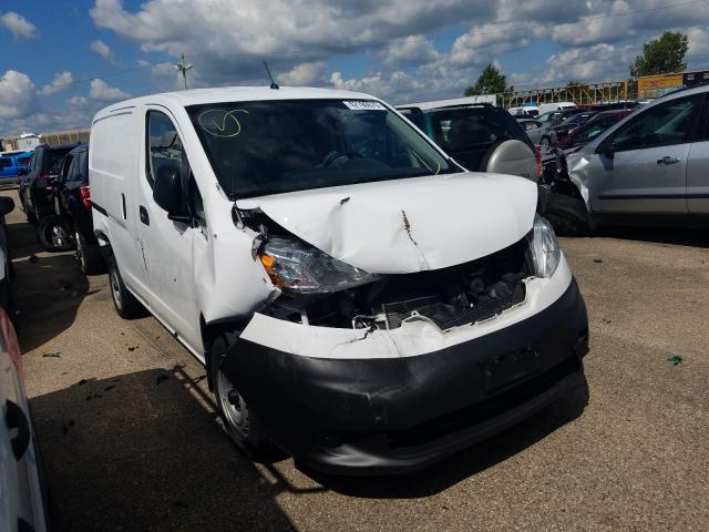 Nissan NV200 2.5S salvage cars for sale: 2019 Nissan NV200 2.5S