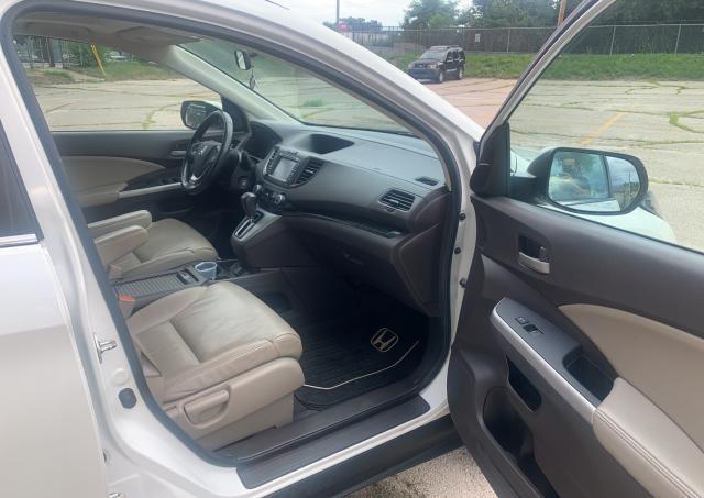 2013 Honda Cr-V Exl 2.4L close up View
