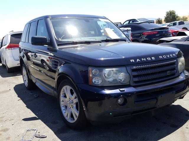 Land Rover Range Rover salvage cars for sale: 2006 Land Rover Range Rover