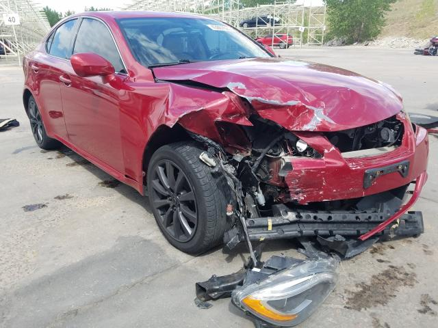 Vehiculos salvage en venta de Copart Littleton, CO: 2007 Lexus IS 250