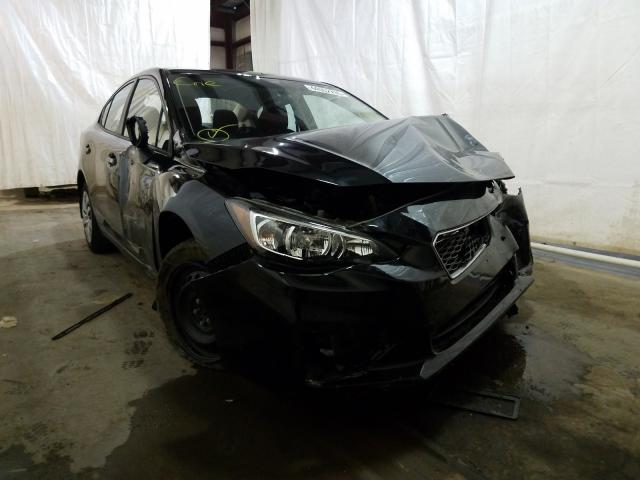 Subaru Impreza salvage cars for sale: 2019 Subaru Impreza