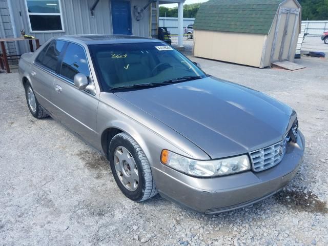 Cadillac salvage cars for sale: 1999 Cadillac Seville SL