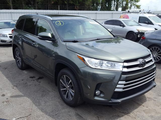2017 Toyota Highlander for sale in Dunn, NC