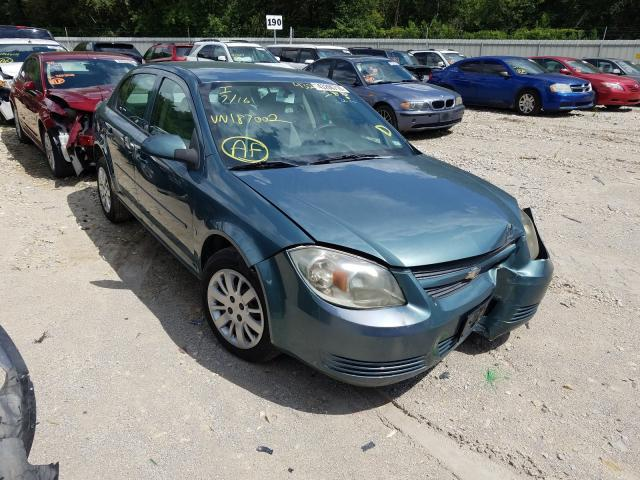 Vehiculos salvage en venta de Copart Kansas City, KS: 2009 Chevrolet Cobalt LT