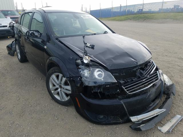Salvage cars for sale from Copart Rocky View County, AB: 2008 Saturn Astra XR