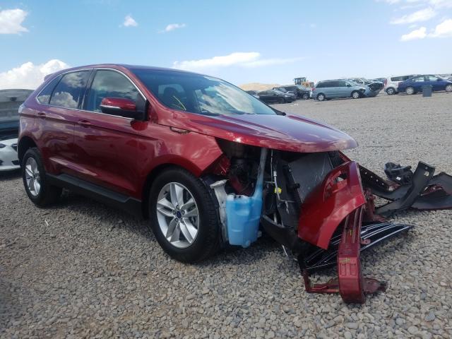 2016 Ford Edge Sel 3.5L, VIN: 2FMPK4J82GBB67646