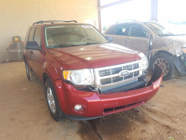 Ford Escape XLT salvage cars for sale: 2012 Ford Escape XLT