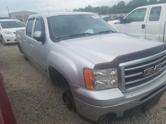Salvage cars for sale from Copart Memphis, TN: 2012 GMC Sierra K15