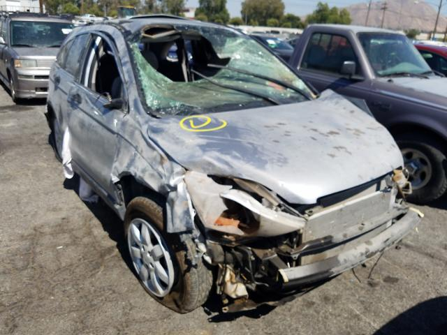 Salvage cars for sale from Copart Colton, CA: 2008 Honda CR-V EX