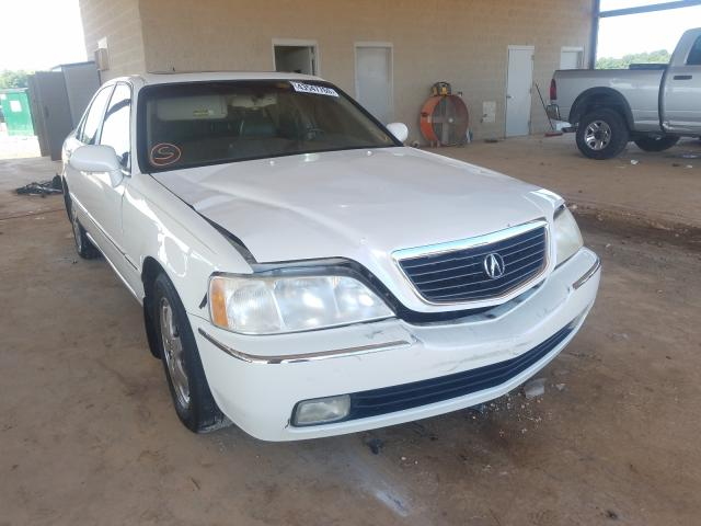 Acura salvage cars for sale: 2002 Acura 3.5RL