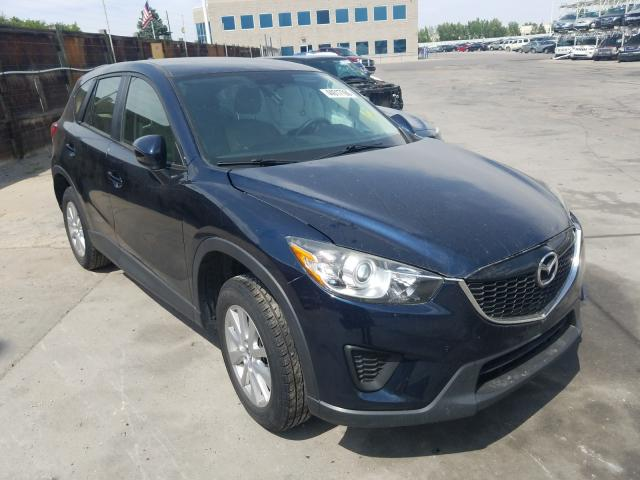 Mazda salvage cars for sale: 2015 Mazda CX-5 Sport