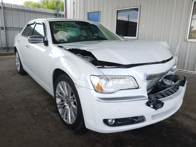 Chrysler 300C Luxury salvage cars for sale: 2013 Chrysler 300C Luxury