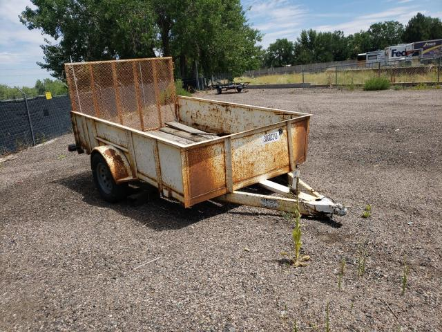 Other Trailer salvage cars for sale: 2004 Other Trailer