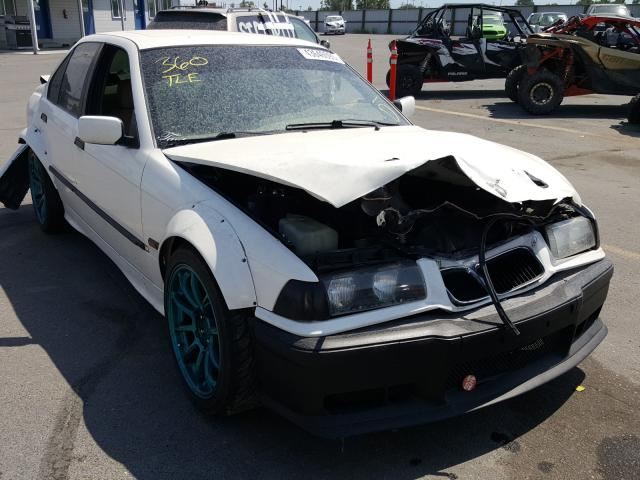 BMW 325I salvage cars for sale: 1994 BMW 325I