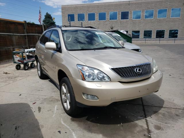 Vehiculos salvage en venta de Copart Littleton, CO: 2007 Lexus RX 350