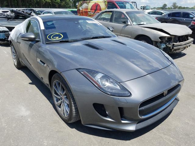 Jaguar F-Type salvage cars for sale: 2017 Jaguar F-Type