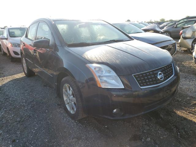 Nissan Sentra salvage cars for sale: 2008 Nissan Sentra