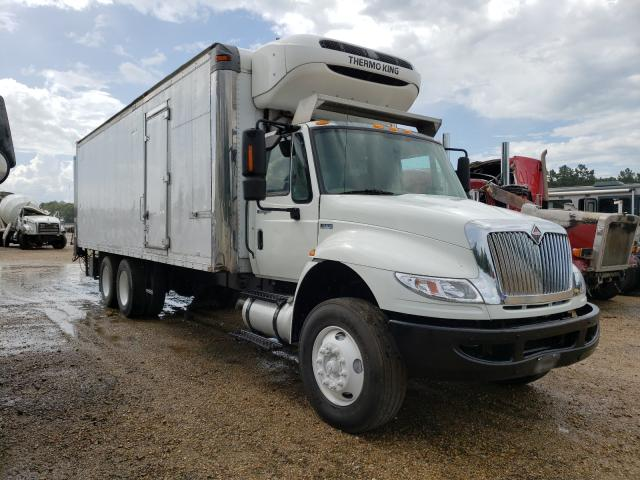 International 4000 4400 salvage cars for sale: 2013 International 4000 4400