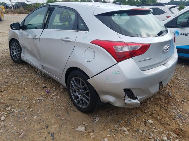 2017 HYUNDAI ELANTRA GT KMHD35LH4HU376725