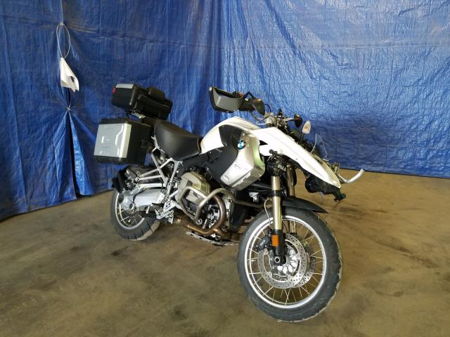 BMW R1200 GS salvage cars for sale: 2012 BMW R1200 GS