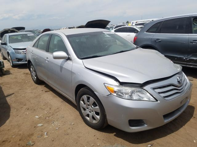 Toyota Camry Base salvage cars for sale: 2010 Toyota Camry Base