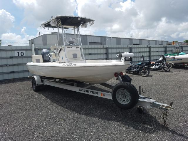 Salvage boats for sale at Miami, FL auction: 2011 Other Boat