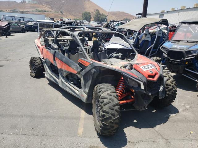 Can-Am salvage cars for sale: 2019 Can-Am Maverick X