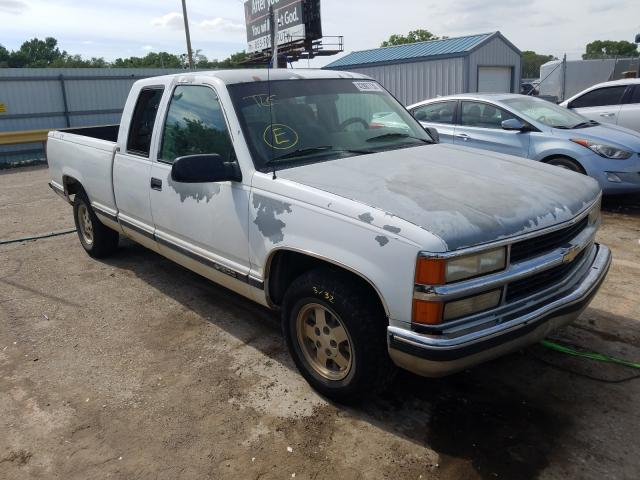Chevrolet GMT-400 C1 salvage cars for sale: 1995 Chevrolet GMT-400 C1