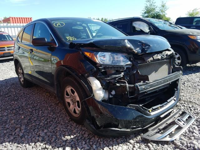 Honda CR-V LX salvage cars for sale: 2014 Honda CR-V LX