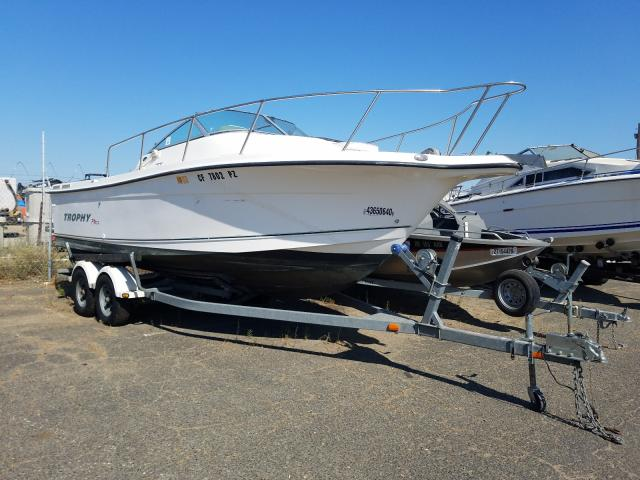 Salvage 2004 Trophy BOAT for sale