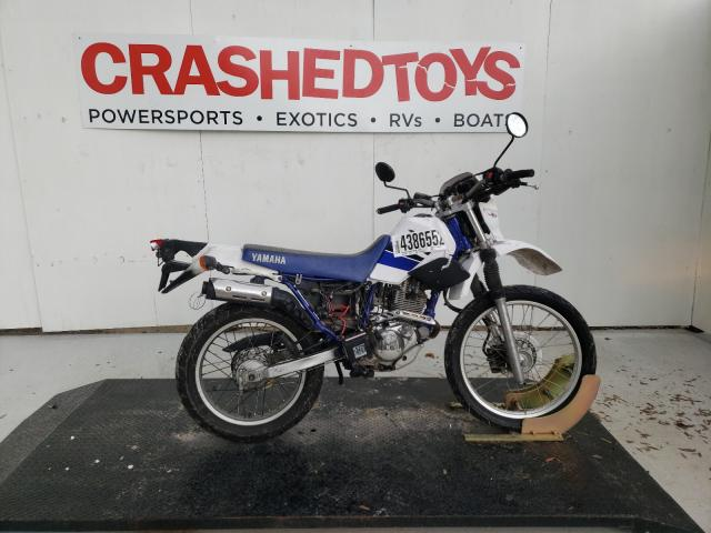 2002 Yamaha XT225 for sale in Ocala, FL
