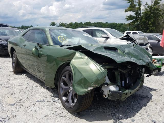 Dodge Challenger salvage cars for sale: 2019 Dodge Challenger