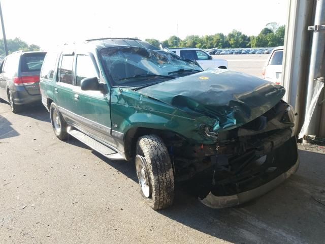 Mercury salvage cars for sale: 2001 Mercury Mountainee