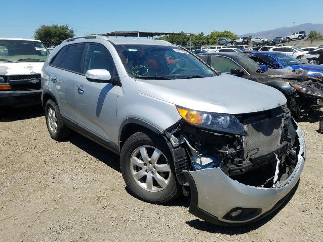 KIA salvage cars for sale: 2012 KIA Sorento BA