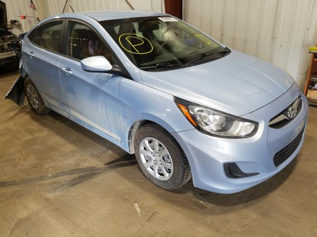 2014 Hyundai Accent GLS for sale in Anchorage, AK
